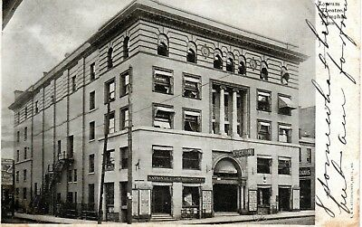 ~1906 MEMPHIS TN - Lyceum Theatre - early B&W view