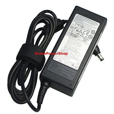 Samsung 19V 3.16A 60W Laptop Charger Power Adapter + Power Cord Cable New