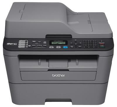 Brother Compact Monochrome All-in-One Laser Printer, MFC-L2685DW, Wireless...