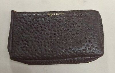 Rogers Air-tite SHEEPSKIN Tobacco Pouch