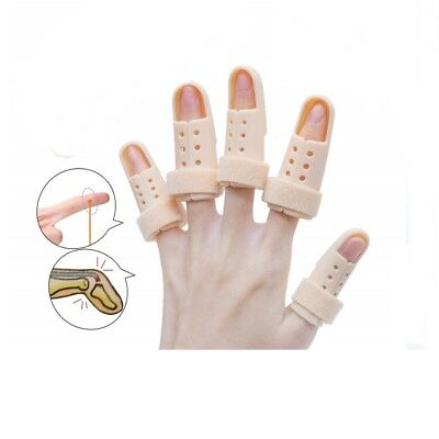 Mallet Finger Splint Brace Protector Finger Immobilizer for Finger JointPain
