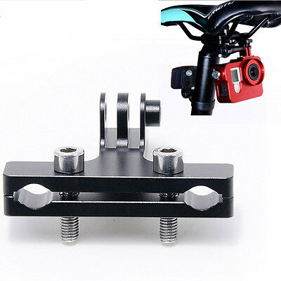 For All GoPro Best Camera Bike Bicycle Saddle Rail Racing Seat Mount Adaptor