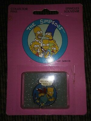 The Simpsons Collector Pins