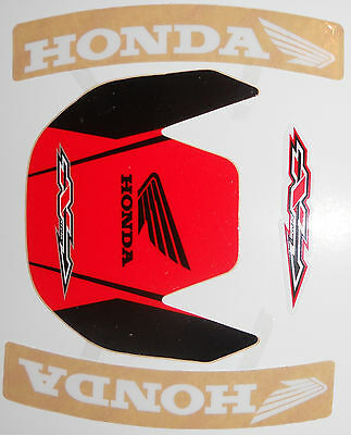 N-STYLE HONDA CR80 CR85 FRONT FENDER DECAL STICKER ( 1996 to 2007 )  60% OFF!