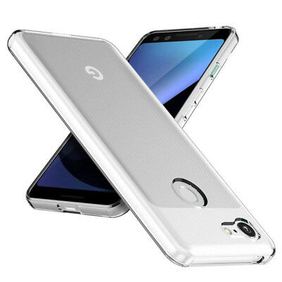 For Google Pixel 3 Case Clear Soft Shockproof Gloss Gel TPU Silicone Skin Cover