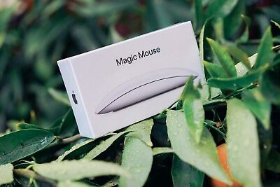 ❗️ Apple Magic Mouse 2 Wireless Bluetooth with Multi-Touch MLA02LL/A NIB SILVER