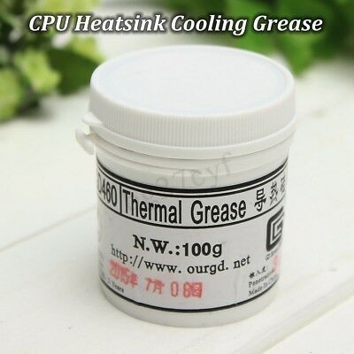 100g Compound Heatsink Thermal Cooling Paste Grease Canner For PC CPU