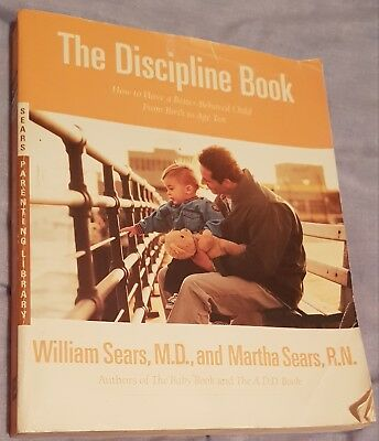 The Discipline Book by Dr. William Sears & Martha Sears