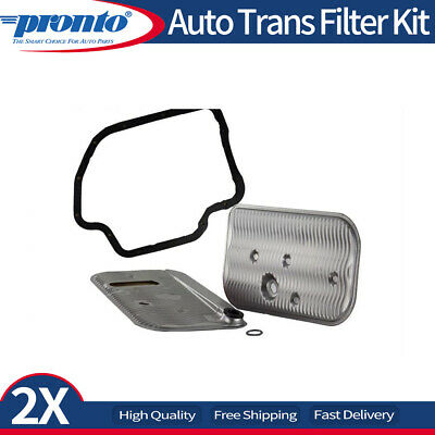 2Set Auto Trans Filter Kit Fits CADILLAC,CALAIS-Pronto Filters