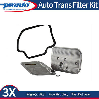 3Set Auto Trans Filter Kit Fits BUICK,ESTATE WAGON-Pronto Filters