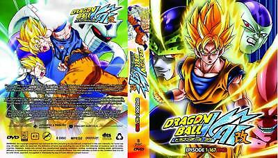 Anime DVD Dragon Ball Kai Vol 1 - 167 End Complete Box ENGLISH DUBBED SBS