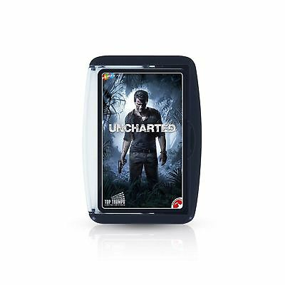 Premium Top Trumps Uncharted