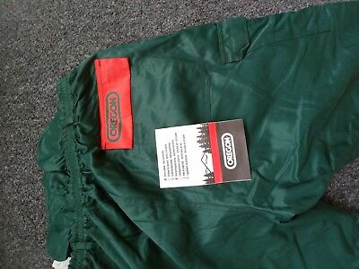 Oregon Chainsaw Trousers