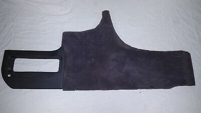 Mitsubishi 3000gt Grey Center Console Side Carpet Trim MB604639