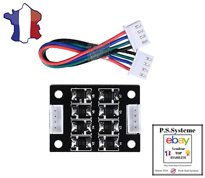 TL-Smoother V1.0 Addon Module For 3D pinter Motor Drivers Accessories TO Bigtree