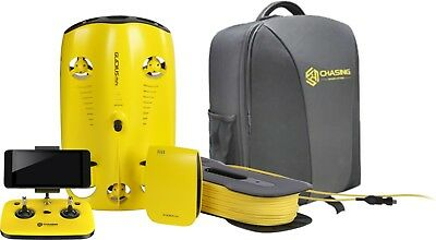 Underwater Drone 100m Tether Combo Included Backpack Gladius Mini