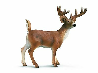 Whtie-Tailed Buck - Play Animal by Schleich (14709)
