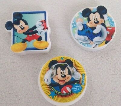 New Disney Mickey Mouse Rubbers. 99P