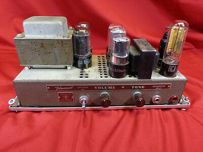 Bell & Howell Filmosound 179 Projector Tube  amplifier