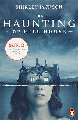The Haunting of Hill House: Now the Inspiration: Shirley Jackson Paperback New