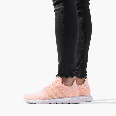 13f3d8d1da10 ADIDAS ORIGINALS SWIFT Run Women s Shoes Grey Ice Pink CG4140 Nov ...