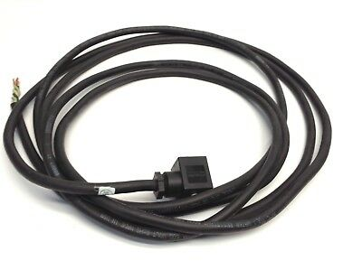 Murr Elektronik 10A 250V Solenoid Connector Cable