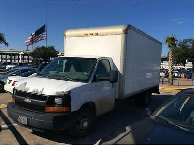 2011 Express Work Van 2011 Chevrolet Express Commercial Cutaway