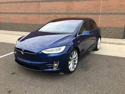 2016 Tesla Model X P100D LUDICROUS 2016 Tesla Model X P100D LUDICROUS FOUNDER EDITION