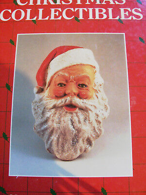 Alter Christbaumschmuck-Tinsel-Dresdner Pappe-Candy Container-Nikolaus-Rot Niko