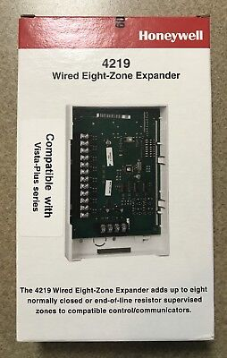 Honeywell 4219 8 Zone Expander for Vista Panels BRAND NEW ON SALE!