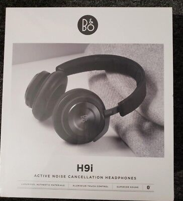 f32e8f32255 Bang & Olufsen - Beoplay H9i Wireless Noise Canceling Over-the-Ear  Headphones.