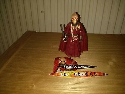 Doctor Who Sycorax Warrior Loose Figure.