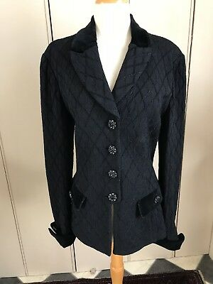 St JOHN Evening by Marie Gray Lovely Jacket/Blazer sz 12