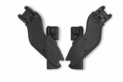 UPPAbaby Vista Baby Stroller Lower Adapters Models 2015+ Mesa Car Seat #2186