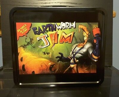 Earthworm Jim Lunch Box - Loot Crate Exclusive