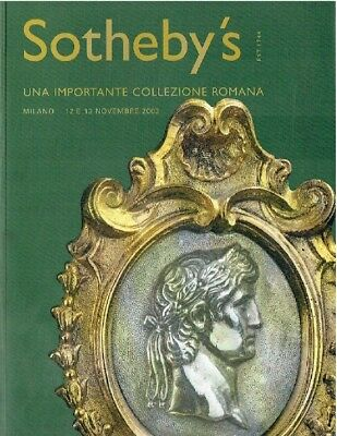 Sothebys November 2003 An Important Roman Collection from 18th Century