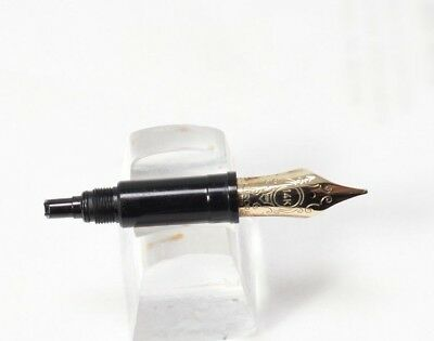 AURORA OPTIMA Fountain Pen NIB UNIT ONLY PART  14K Medium
