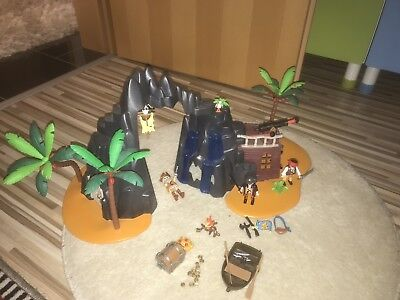PLAYMOBIL 6679 Piraten-schatzinsel