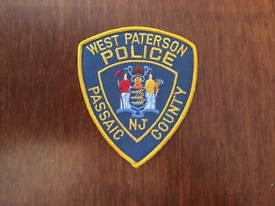 Defunct West Paterson New Jersey Police