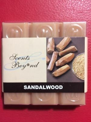 SANDALWOOD Scented Wax Melts Wafer