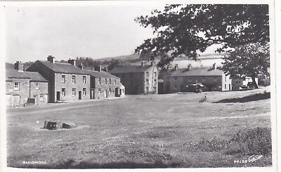Original Postcard Bainbridge Yorkshire