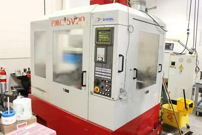 Excel PMC-5V20 - Vertical Machining Center
