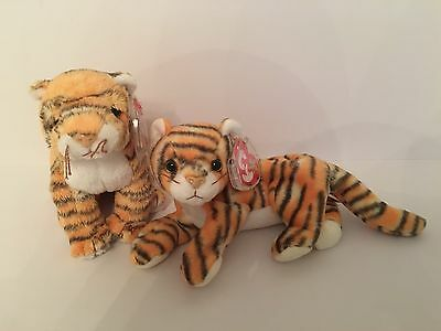 TY BEANIE BABIES - Rumba And India - £9.00  3e8e380d374