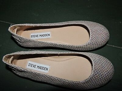 42acde02693 GIRLS-STEVE-MADDEN-WHITE-FLATS-SUENNA -SIZE -2.5-DRESS-SHOES ...