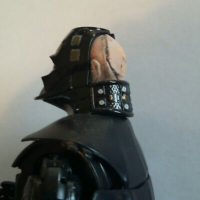 Built Bandai STAR WARS 1/12 DARTH VADER AND TWO STORM TROOPERS (3 FIGURES)