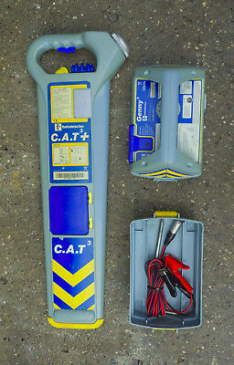 Radiodetection CAT 3+ Locator Cable Avoidance Tool and Genny 3