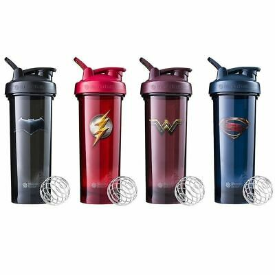 Blender Bottle DC Comics Superhero Series with Loop Top 28oz or 32oz