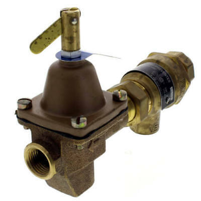 "Watts 1/2""  water feeder / Backflow Preventer Combo 1/2"