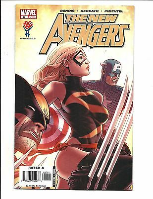 New Avengers # 17 (May 2006), Nm