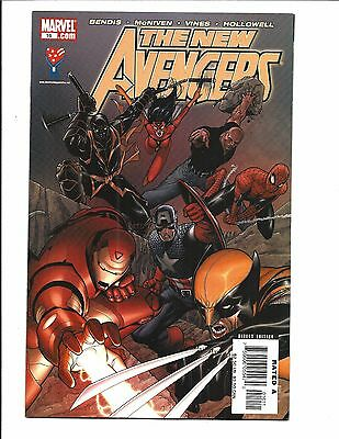 New Avengers # 16 (Apr 2006), Nm